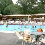 Pool At Blackthornes