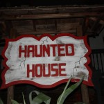 Haunted House At Blackthornes