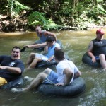 Whitewater Tubing in the Catskills