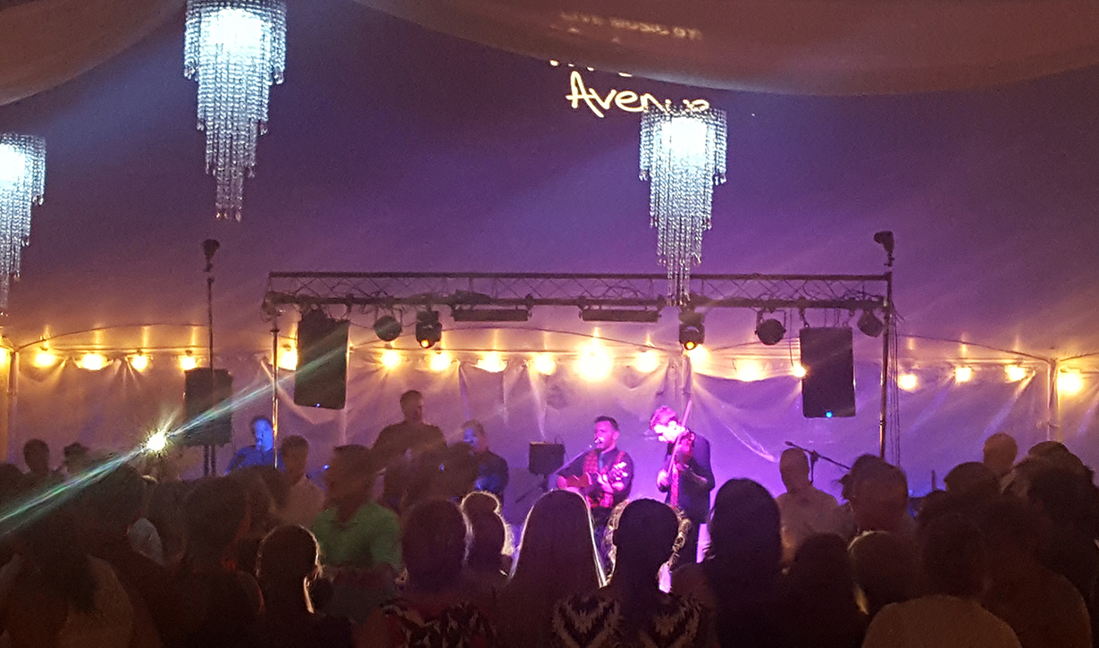 Night Marquee Band